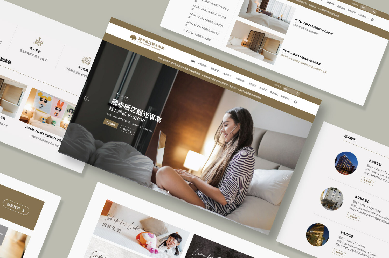 black_bouncin_國泰購物站_網頁設計_客戶案例